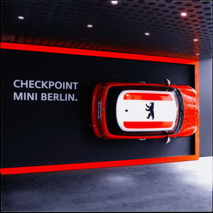 Checkpoint Mini Berlin