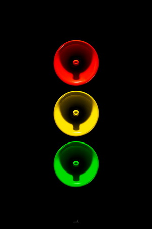 Traffic Light Megaphone