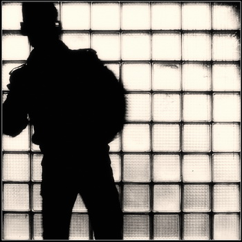 Man Silhouette Two