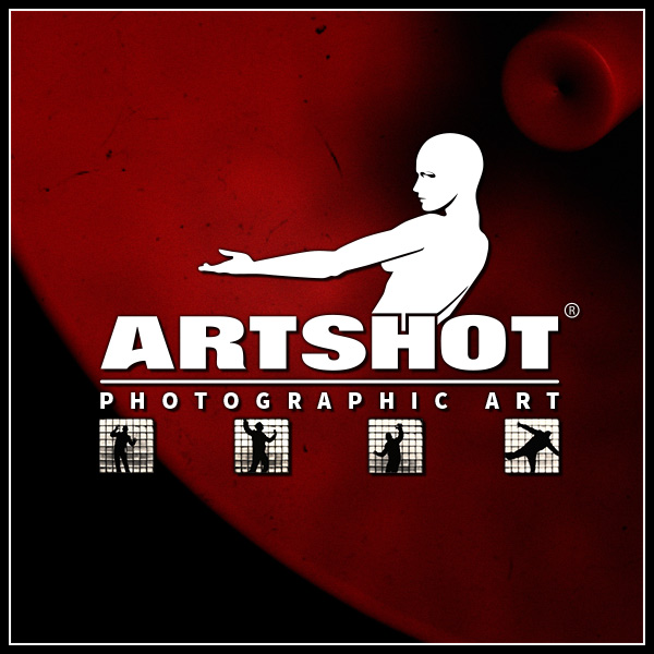ARTSHOT - Photographic Logo